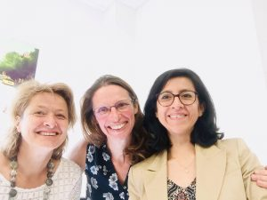 Murielle, Raphaelle, Rosario : les femmes prennent le pouvoir